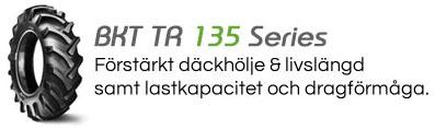 Bakdäck Traktor BKT TR 135